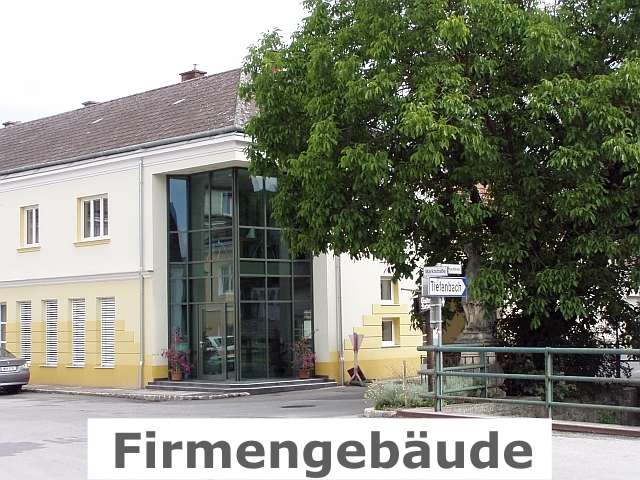 Firmengebäude in Krumbach