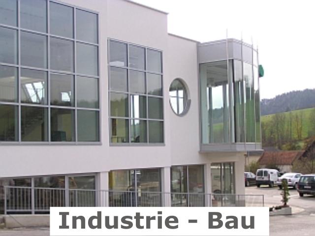 Industrie - Bau