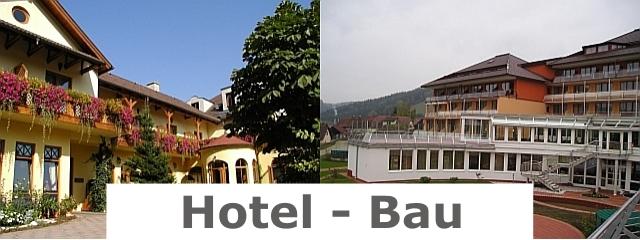 Hotel - Bau